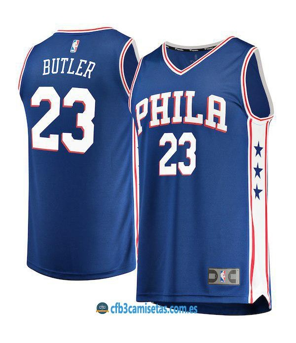 CFB3-Camisetas Jimmy Butler Philadelphia 76ers Icon
