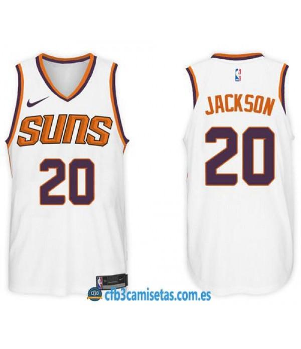 CFB3-Camisetas Josh Jackson Phoenix Suns Association
