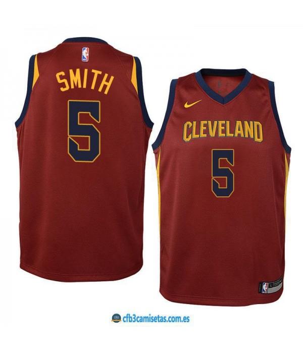 CFB3-Camisetas JR Smith Cleveland Cavaliers Icon