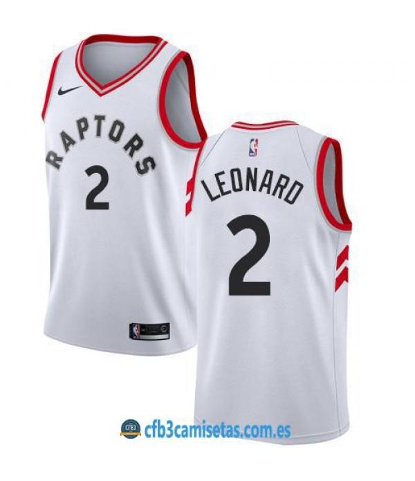 CFB3-Camisetas Kawhi Leonard Toronto Raptors Assoc...