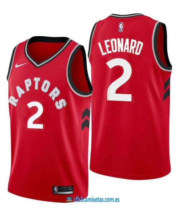 CFB3-Camisetas Kawhi Leonard Toronto Raptors Icon