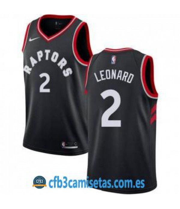 CFB3-Camisetas Kawhi Leonard Toronto Raptors Statement