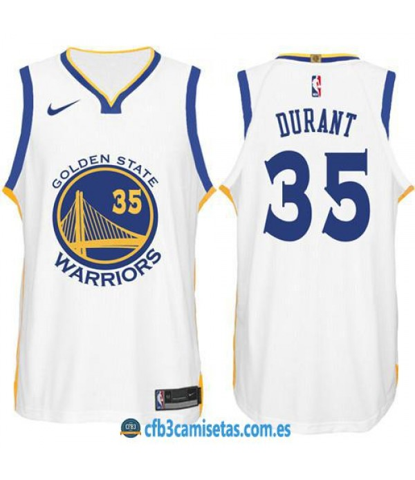 CFB3-Camisetas Kevin Durant Golden State Warriors Association