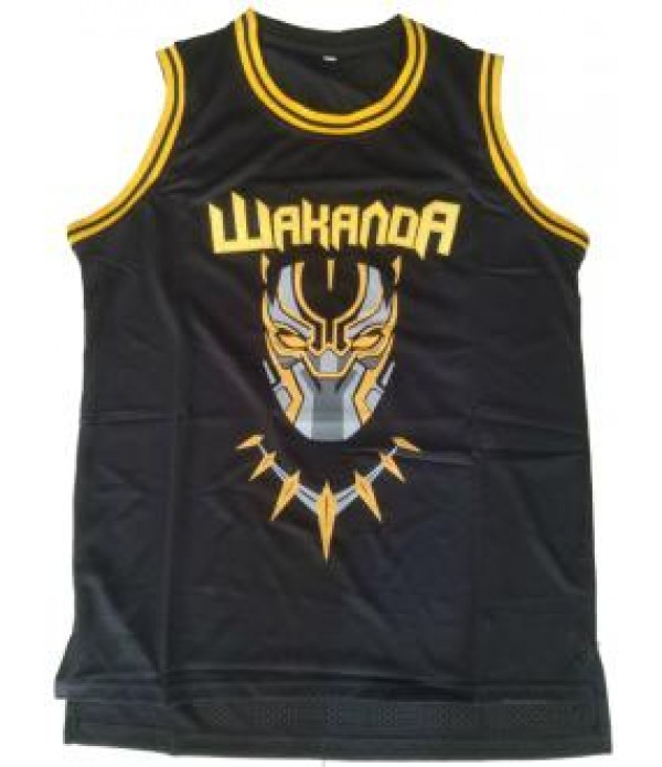 CFB3-Camisetas Killmonger Wakanda Black Panther