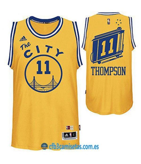 CFB3-Camisetas Klay Thompson Golden State Warriors...