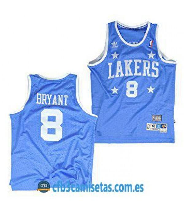 CFB3-Camisetas Kobe Bryant Minneapolis Lakers