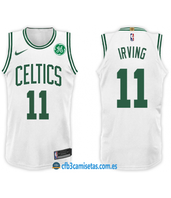 CFB3-Camisetas Kyrie Irving Boston Celtics Associa...