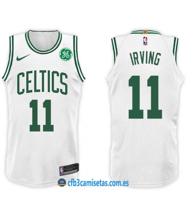 CFB3-Camisetas Kyrie Irving Boston Celtics Association