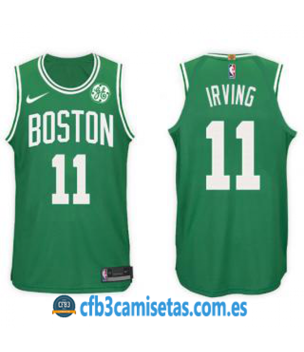CFB3-Camisetas Kyrie Irving Boston Celtics Icon