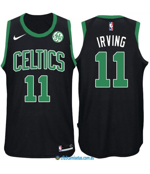 CFB3-Camisetas Kyrie Irving Boston Celtics Stateme...