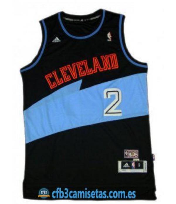 CFB3-Camisetas Kyrie Irving Cleveland Cavaliers Ne...