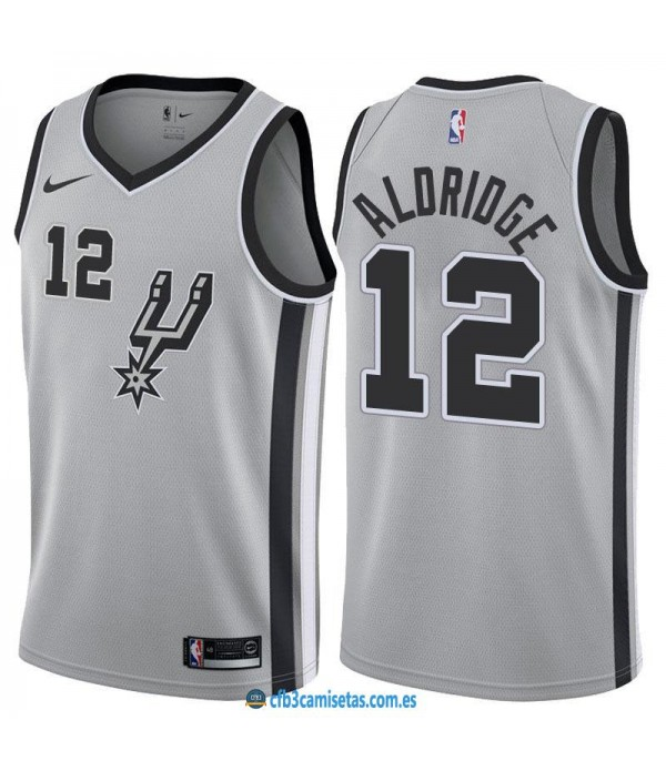 CFB3-Camisetas LaMarcus Aldridge San Antonio Spurs Statement