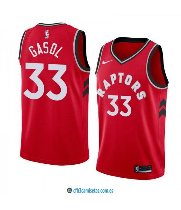 CFB3-Camisetas Marc Gasol Toronto Raptors Icon