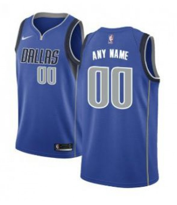 CFB3-Camisetas Mavericks Dallas Icon Personalizabl...