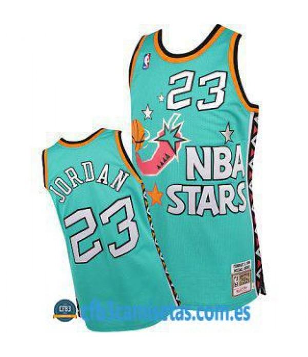 CFB3-Camisetas Michael Jordan All Star