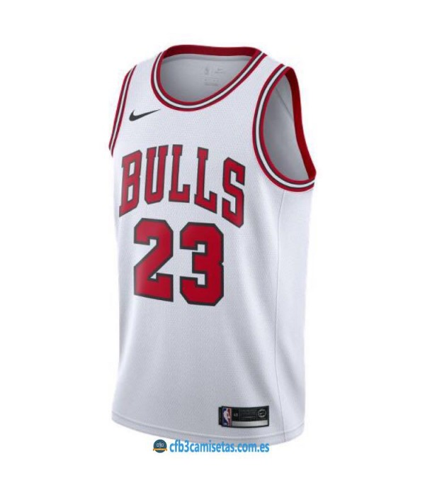 CFB3-Camisetas Michael Jordan Chicago Bulls Association