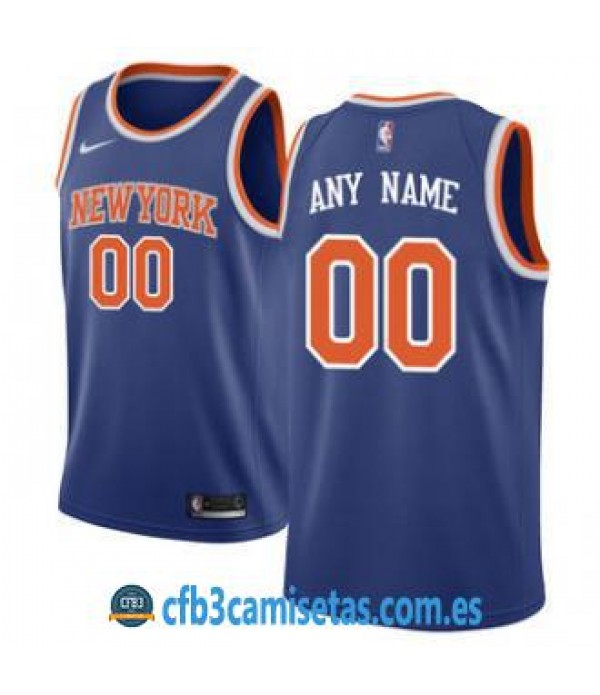 CFB3-Camisetas New York Knicks Icon Personalizable