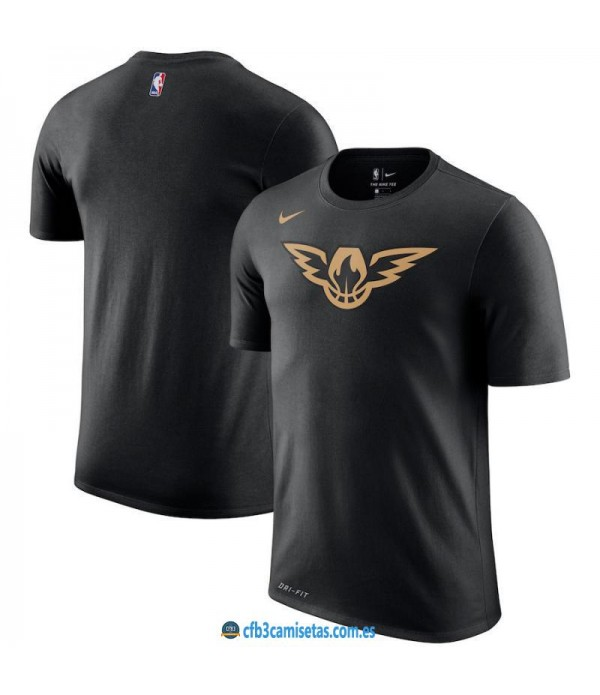 CFB3-Camisetas NoName New Orleans Pelicans Sleeve Edition