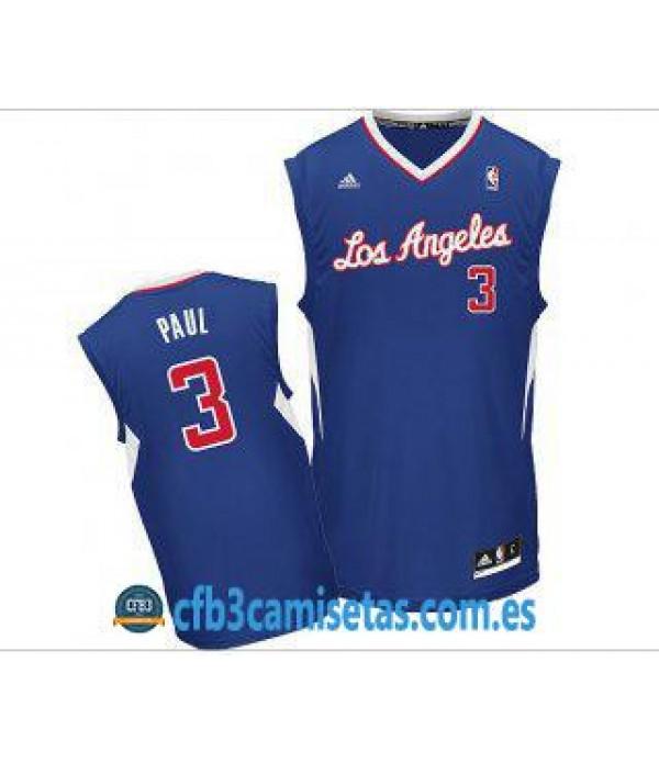 CFB3-Camisetas Paul Los Angeles Clippers