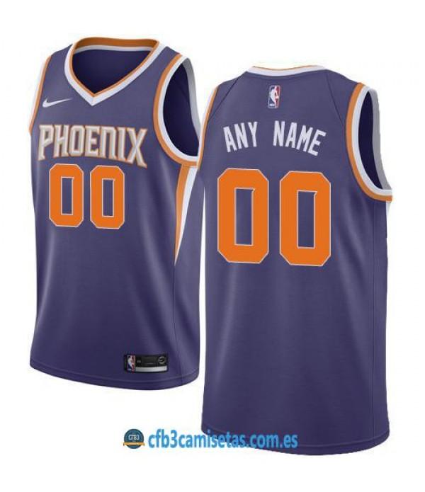 CFB3-Camisetas Phoenix Suns Icon PERSONALIZABLE
