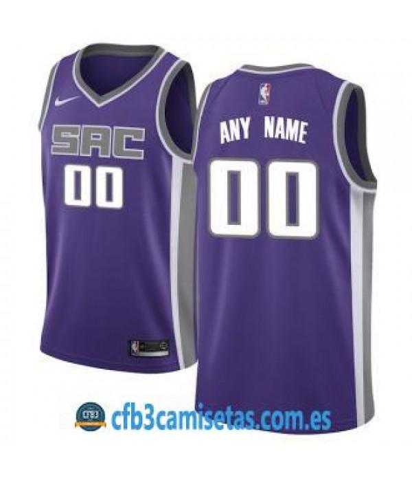 CFB3-Camisetas Sacramento Kings Icon Personalizabl...