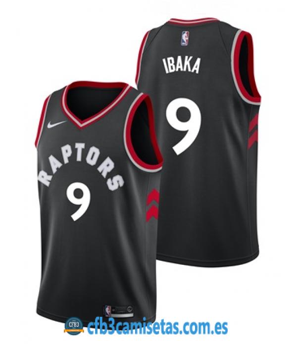 CFB3-Camisetas Serge Ibaka Toronto Raptors Stateme...