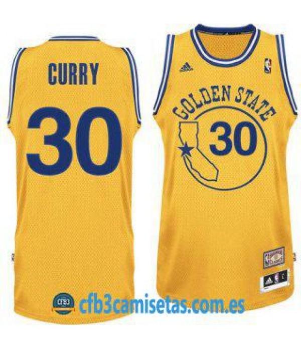 CFB3-Camisetas Stephen Curry Golden State Warriors...