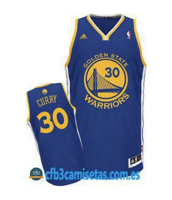 CFB3-Camisetas Stephen Curry Golden State Warriors Road