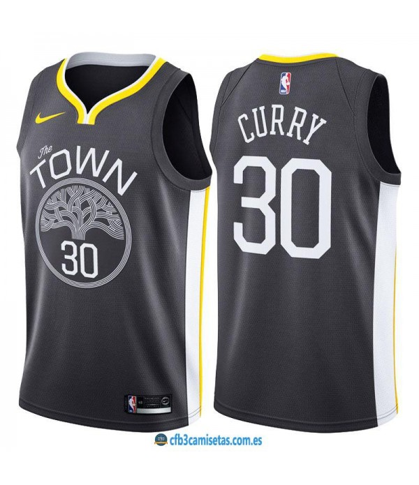 CFB3-Camisetas Stephen Curry Golden State Warriors Statement
