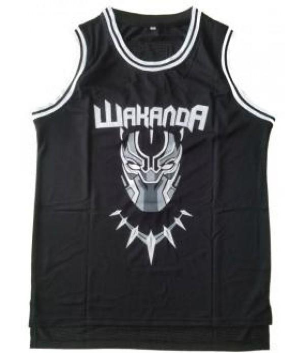 CFB3-Camisetas TChalla Wakanda Black Panther