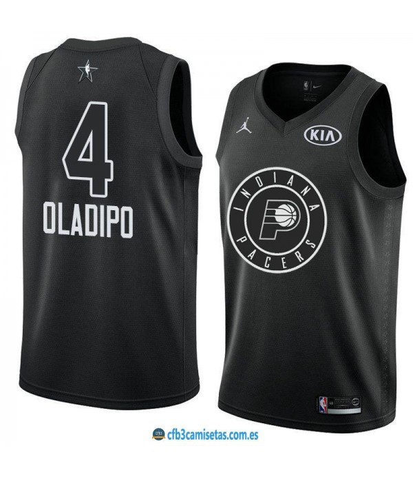 CFB3-Camisetas Victor Oladipo 2018 All Star Black