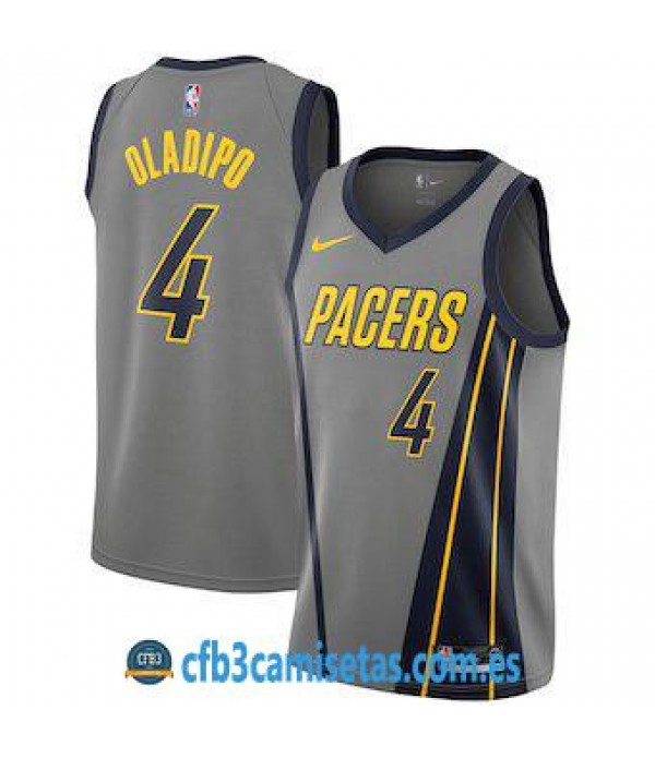 CFB3-Camisetas Victor Oladipo Indiana Pacers 2018 2019 City Edition