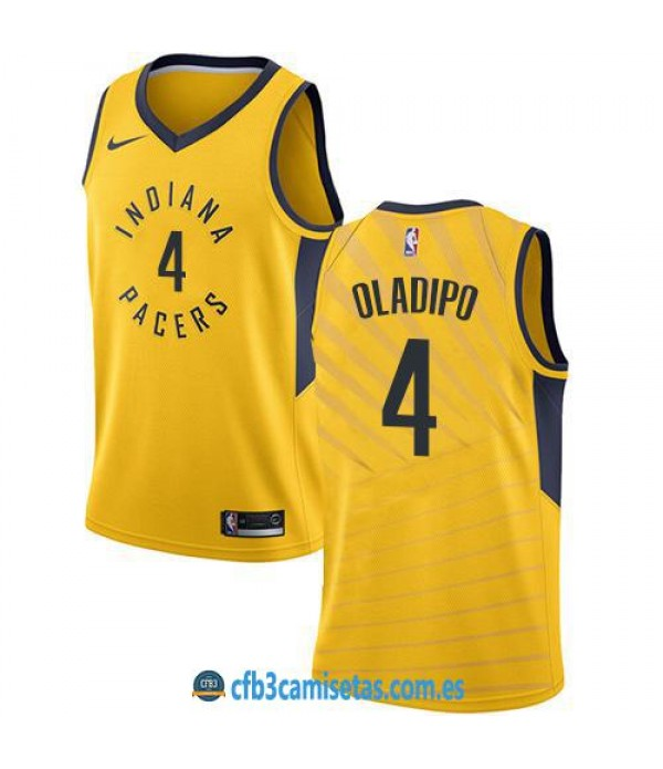 CFB3-Camisetas Victor Oladipo Indiana Pacers Statement