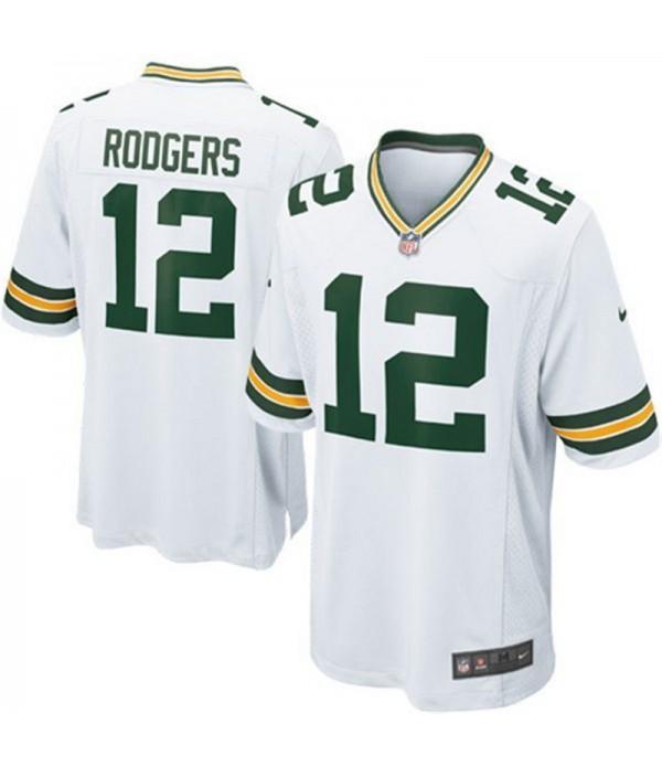 CFB3-Camisetas Aaron Rodgers Green Bay Packers