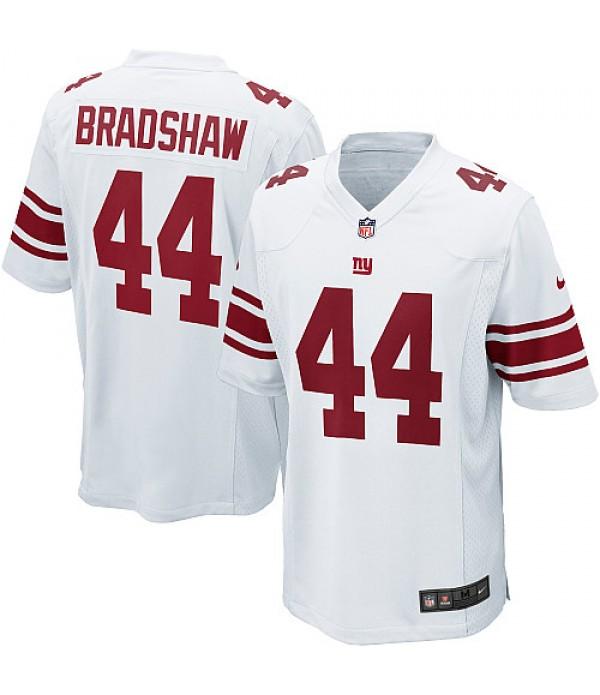CFB3-Camisetas Ahmad Bradshaw NY Giants White/Red