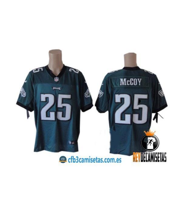 CFB3-Camisetas LeSean McCoy Philadelphia Eagles