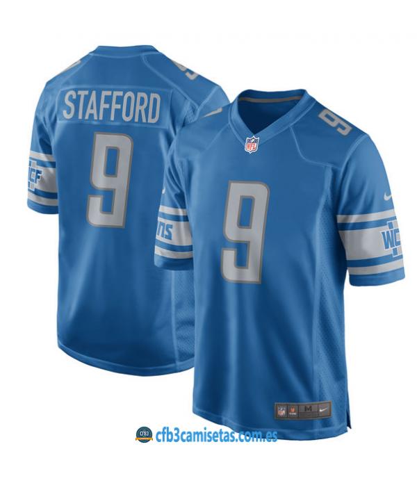 CFB3-Camisetas Matthew Stafford Detroit Lions