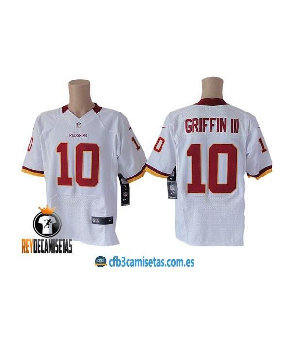 CFB3-Camisetas Robert Griffin III Washington Redsk...