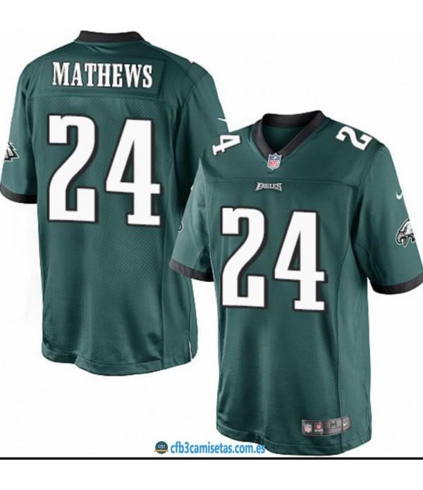 CFB3-Camisetas Ryan Mathews Philadelphia Eagles