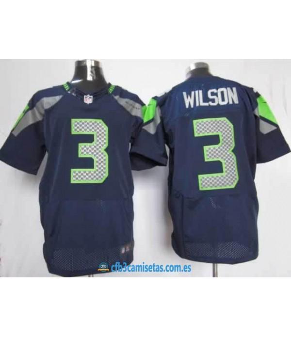 CFB3-Camisetas Wilson Seattle Seahawks