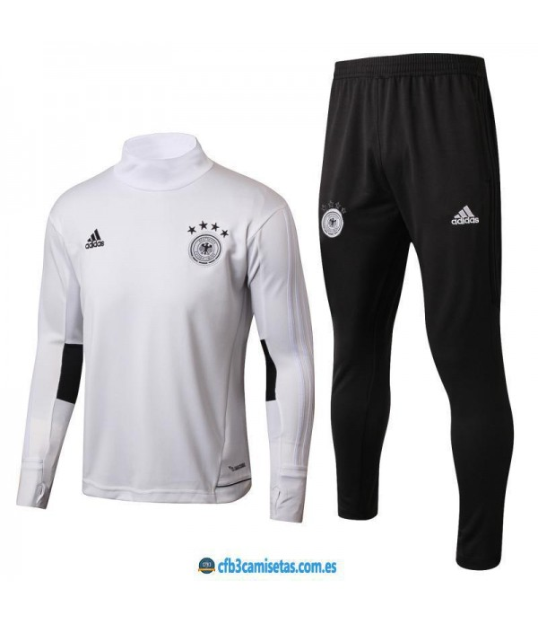 CFB3-Camisetas Chándal Alemania 2018