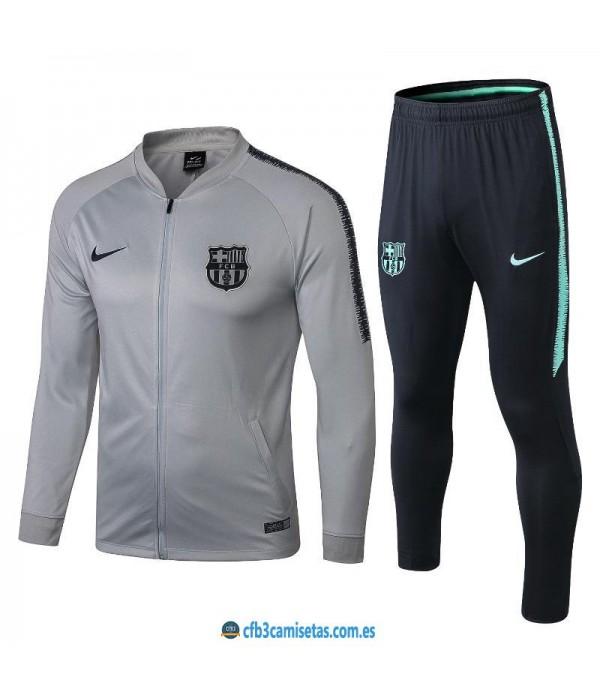CFB3-Camisetas Chándal FC Barcelona 2018 2019