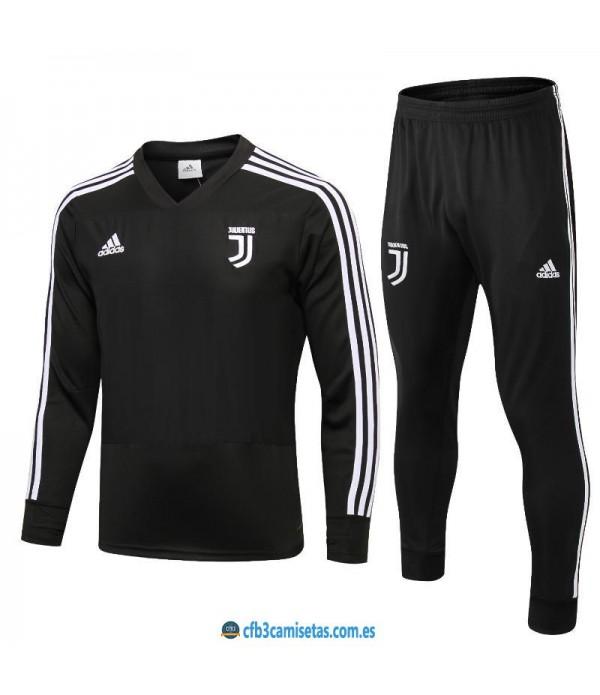 CFB3-Camisetas Chándal Juventus 2018 2019 2