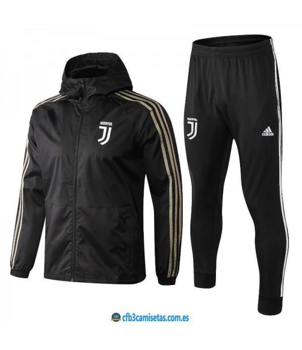 CFB3-Camisetas Chándal Juventus 2018 2019