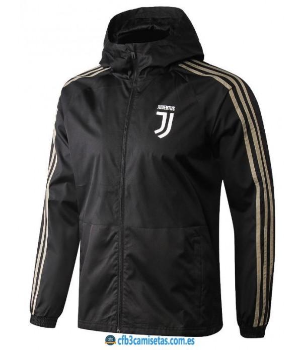 CFB3-Camisetas Chaqueta con capucha Juventus 2018 ...
