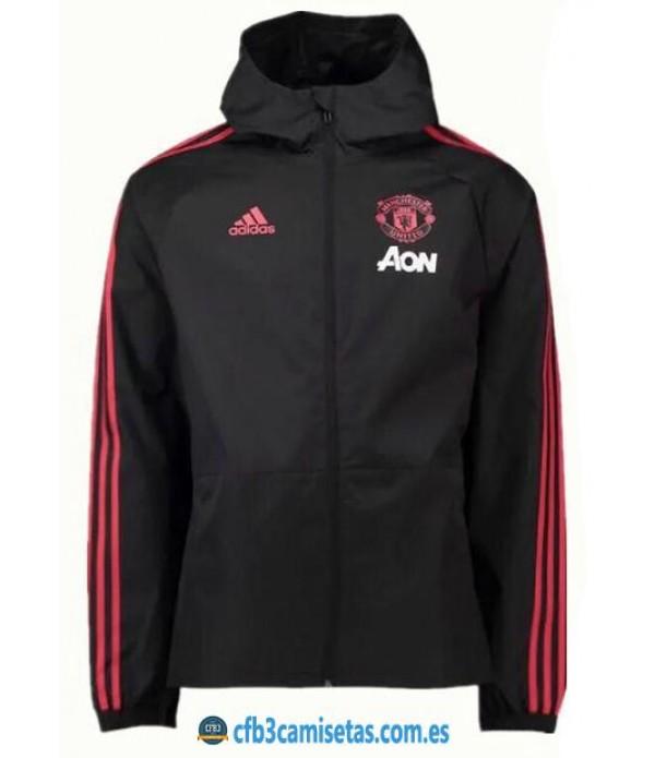 CFB3-Camisetas Chaqueta con capucha Manchester Uni...