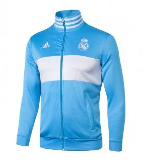 CFB3-Camisetas Chaqueta Real Madrid 2018 2019