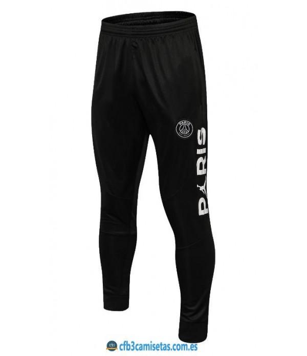 CFB3-Camisetas Pantalón PSG x Jordan 2018 2019 Ne...