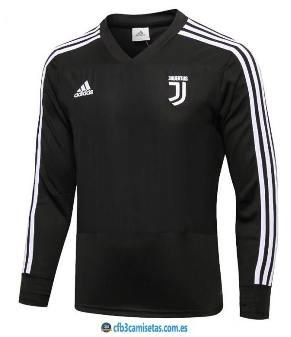 CFB3-Camisetas Sudadera Juventus 2018 2019