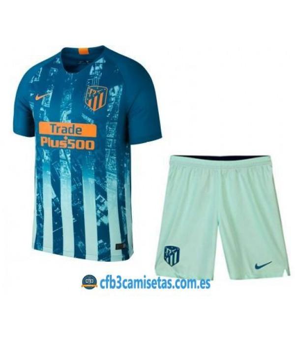 CFB3-Camisetas Atlético de Madrid 3ª equipación...